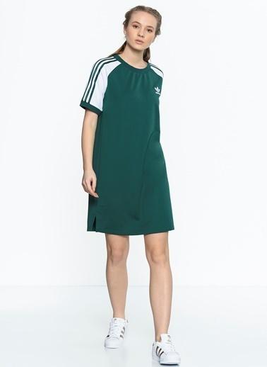 Kısa Kollu Spor Elbise-adidas